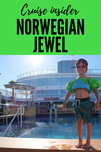 All About the Norwegian Jewel #Cruise #travel