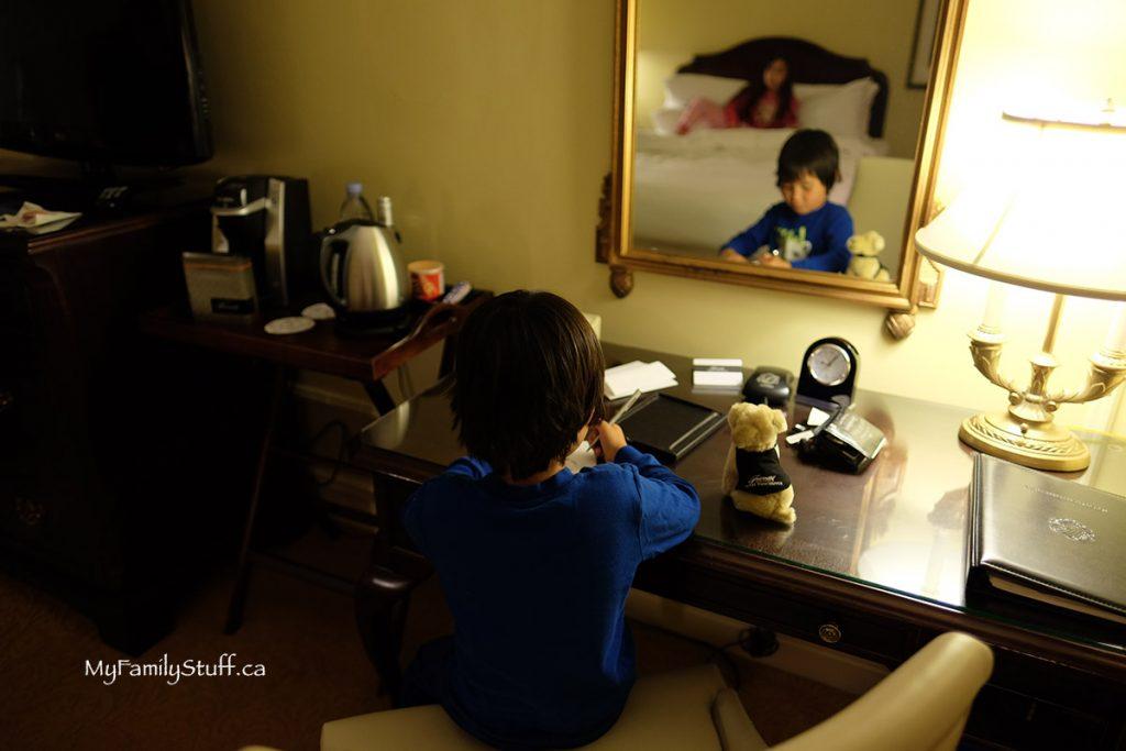Fairmont Hotel Vancouver review