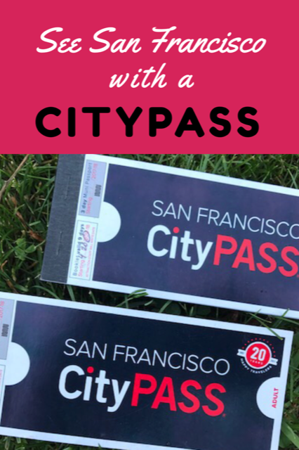 See San Francisco with the CityPass