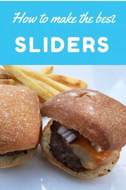 How to make the best sliders!