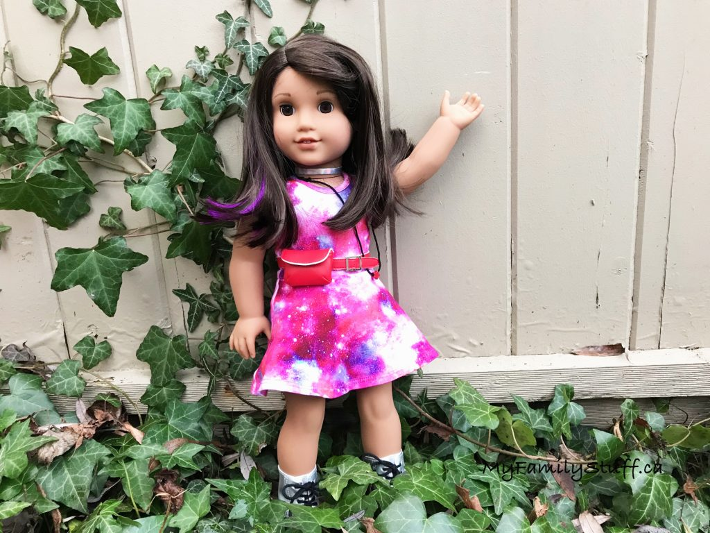 Luciana Vega American Girl of the Year