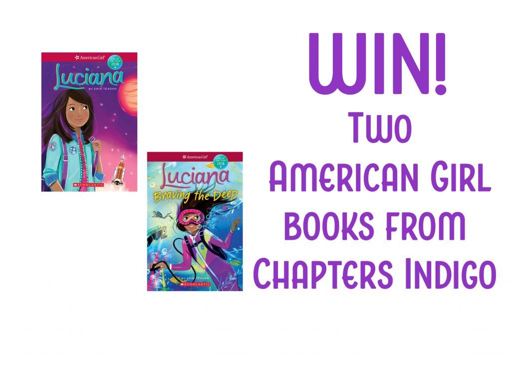 Luciana Vega American Girl books