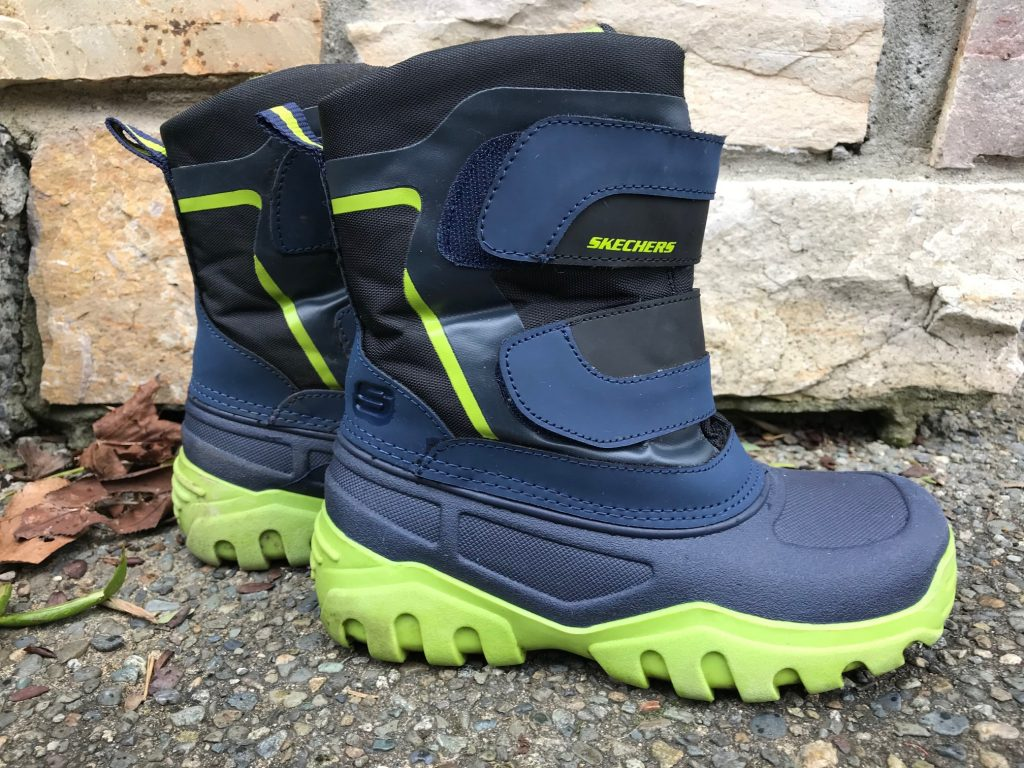 Skechers High Slopes boots