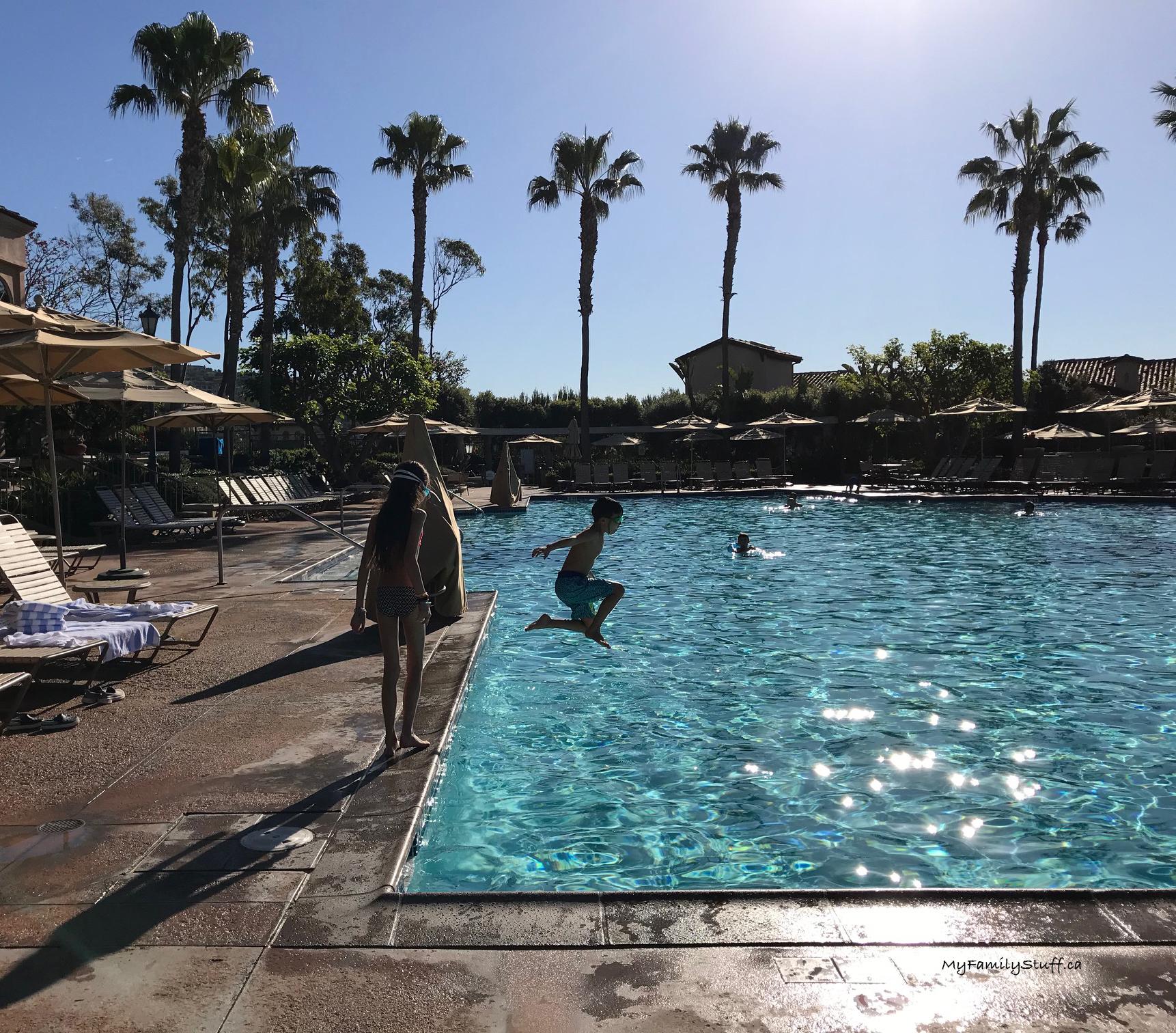Newport Beach Marriott Resort Fee