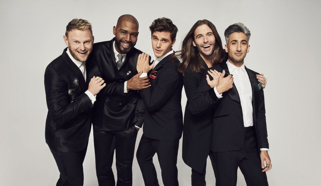 Queer Eye for the Straight Guy Netflix