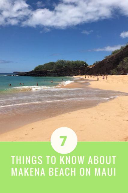 Things to know about Makena Beach on Maui
