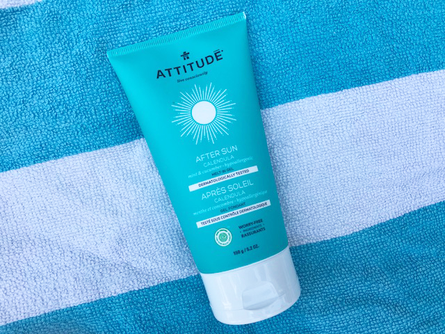 Attitude After-Sun Melt-in Gel