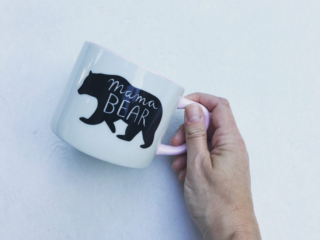 Mama Bear Mug by Indigo