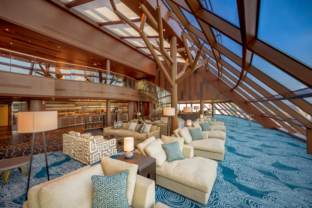 NCL Bliss Observation Lounge