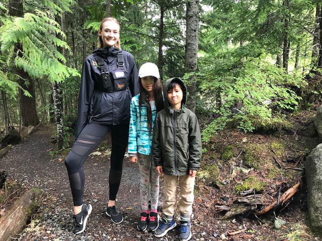 TreeTrek Canopy Walk tour