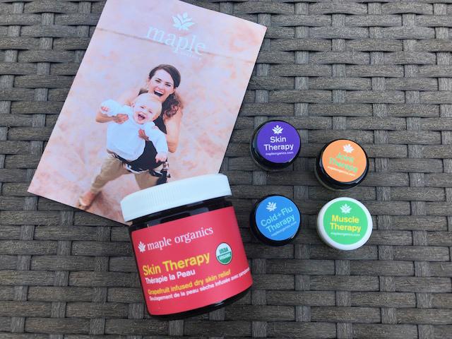 Maple Organics Skin Therapy
