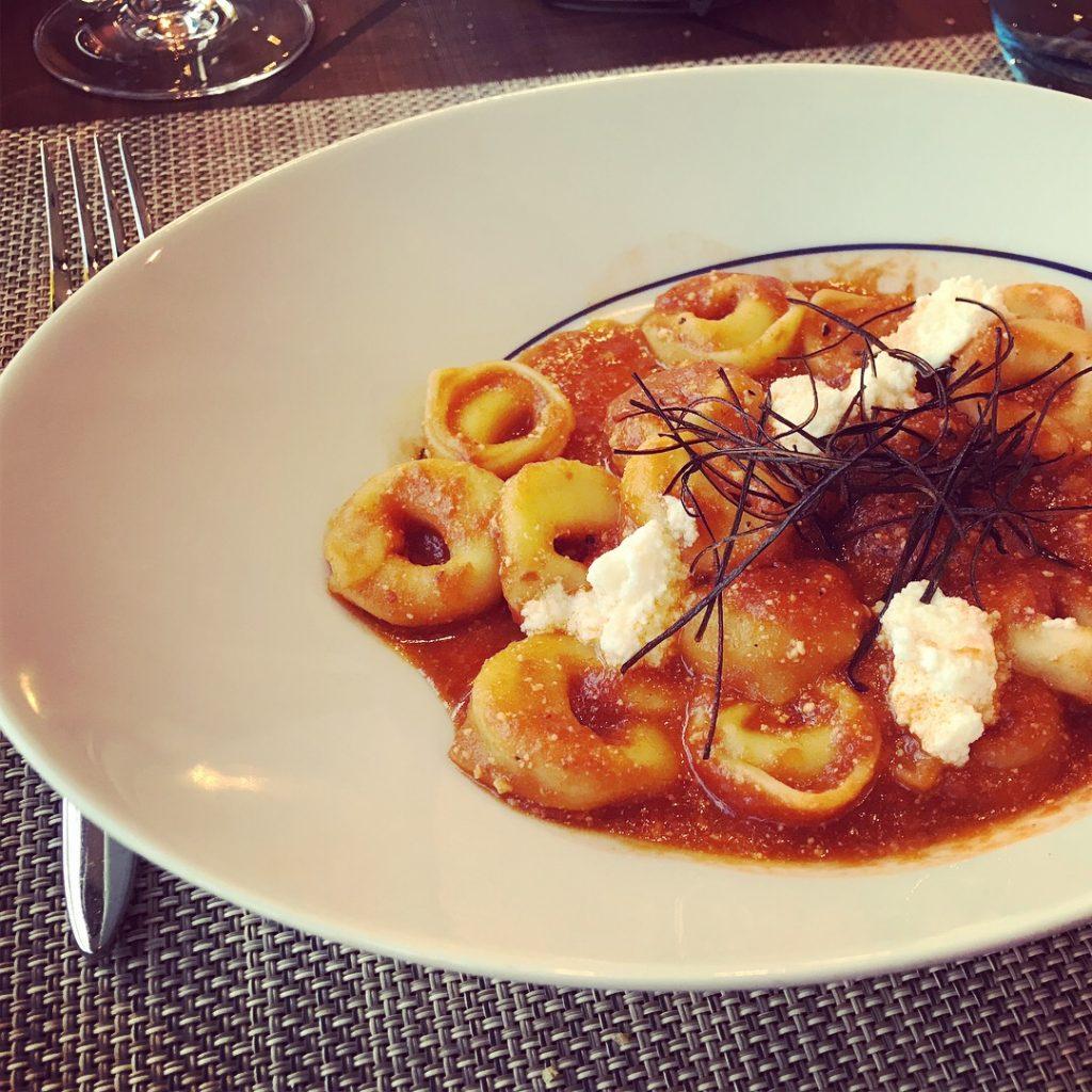 Norwegian Bliss La Cucina restaurant