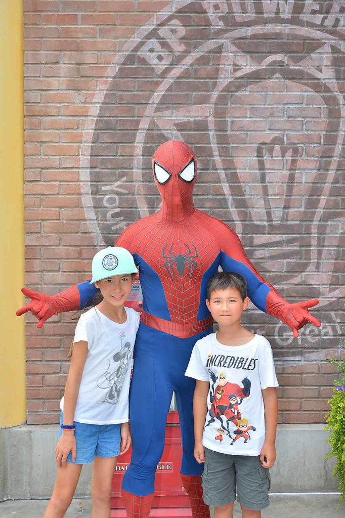 Spider-Man-Disney-California-Adventure