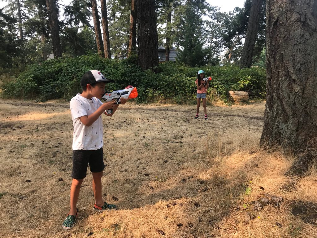 Laser Ops Pro Nerf Blasters