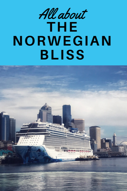 All About the Norwegian Bliss #cruise #travel