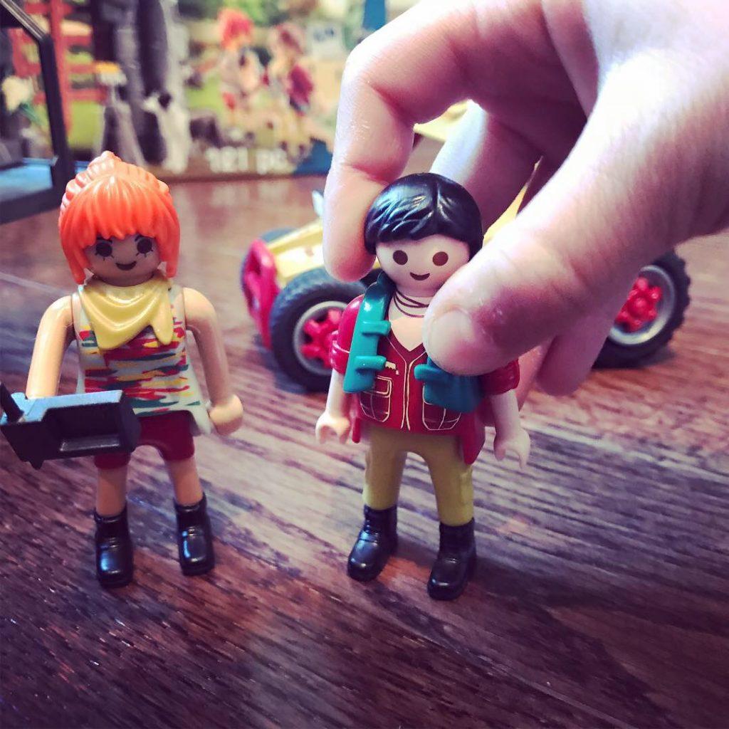 Playmobil Explorers Playset