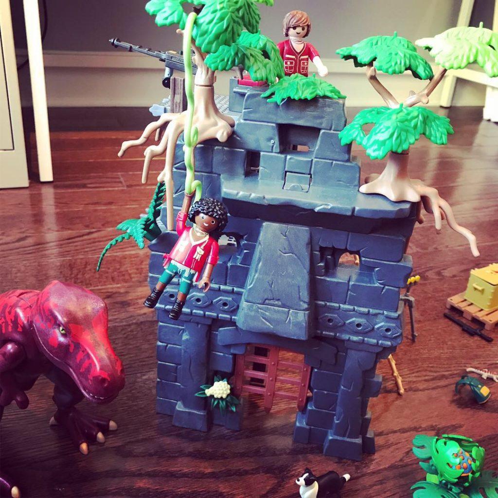 Playmobil Hidden Temple