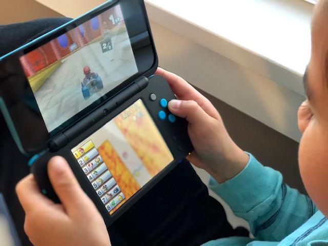 New Nintendo 2DS XL bundle