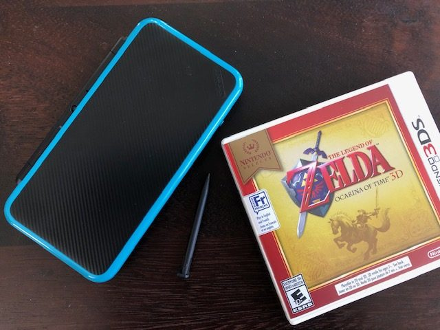 Zelda for the New Nintendo 2DS XL