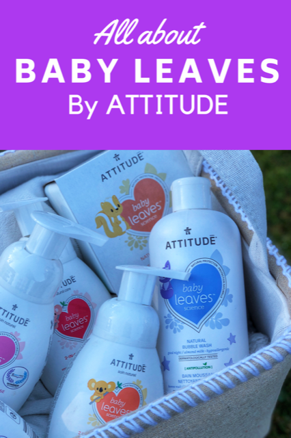 All About ATTITUDE's Baby Leaves collection