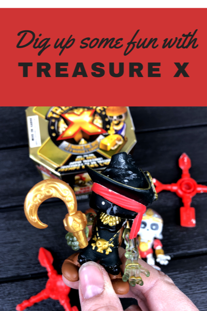 All about Treasure X