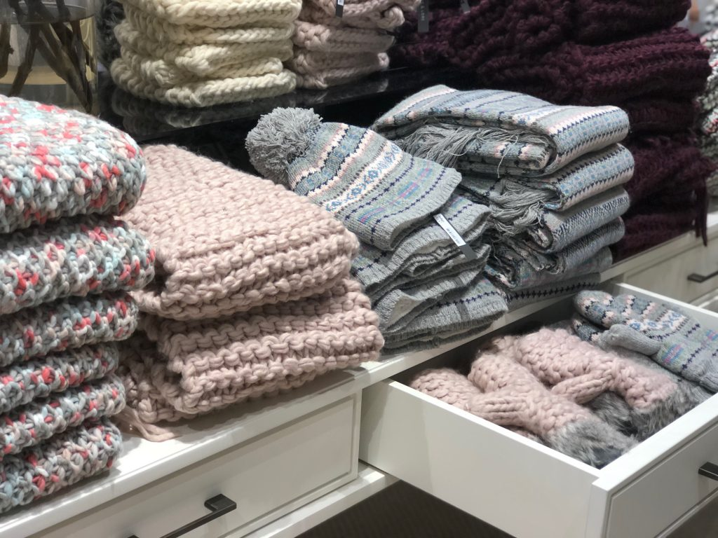 Indigo Cold Weather Accessories