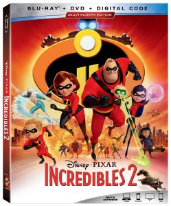 Incredibles 2 now on DVD and Blu-Ray #Disney #Pixar
